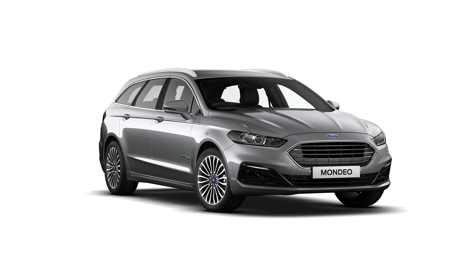NEW MONDEO HYBRID Titanium Edition Hybrid Estate in Moondust Silver