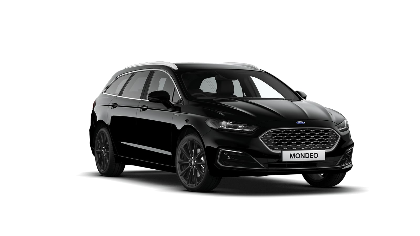 New Ford Mondeo Hybrid at Browne & Day