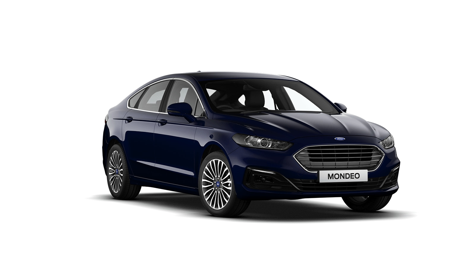 MONDEO Titanium Edition 5 Door in Blazer Blue
