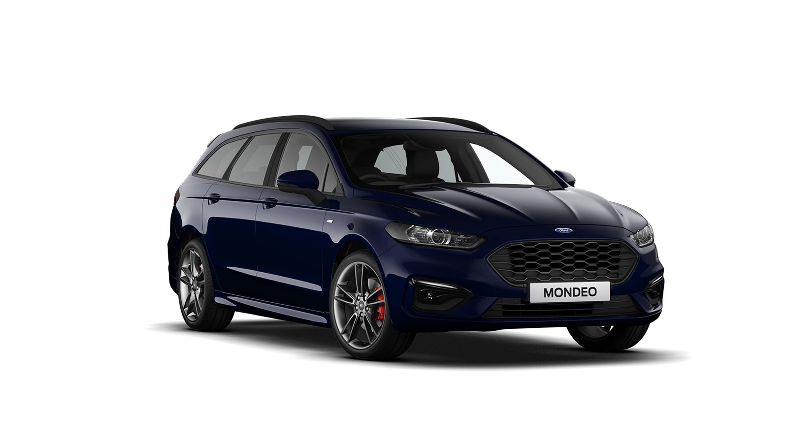 Ford Mondeo at Lamberts Garage