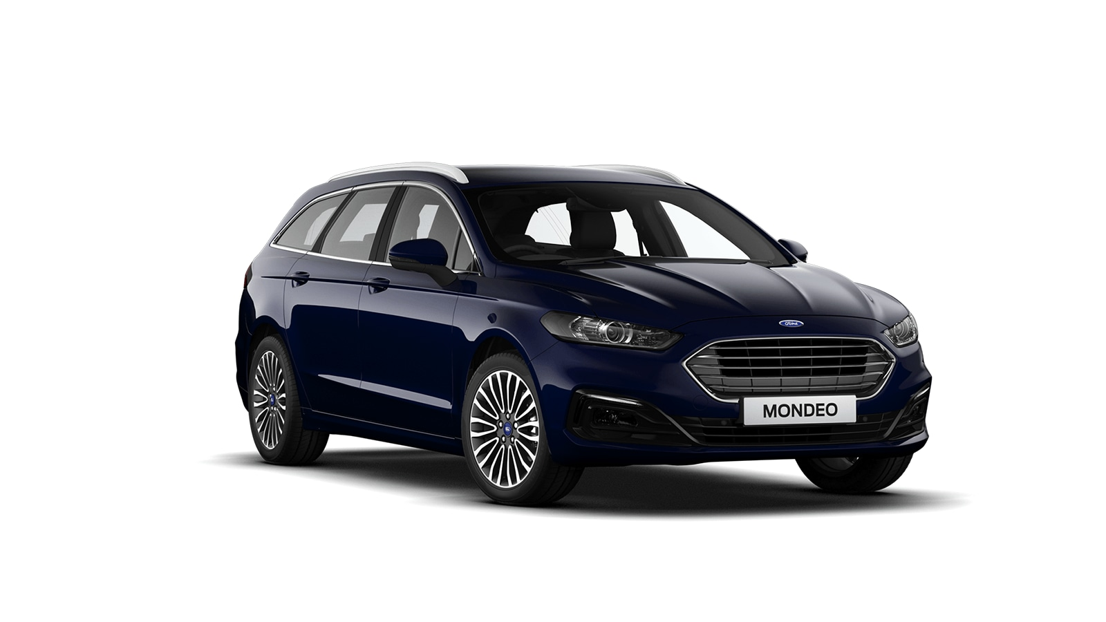 New Ford Mondeo Hybrid at Lamberts Garage