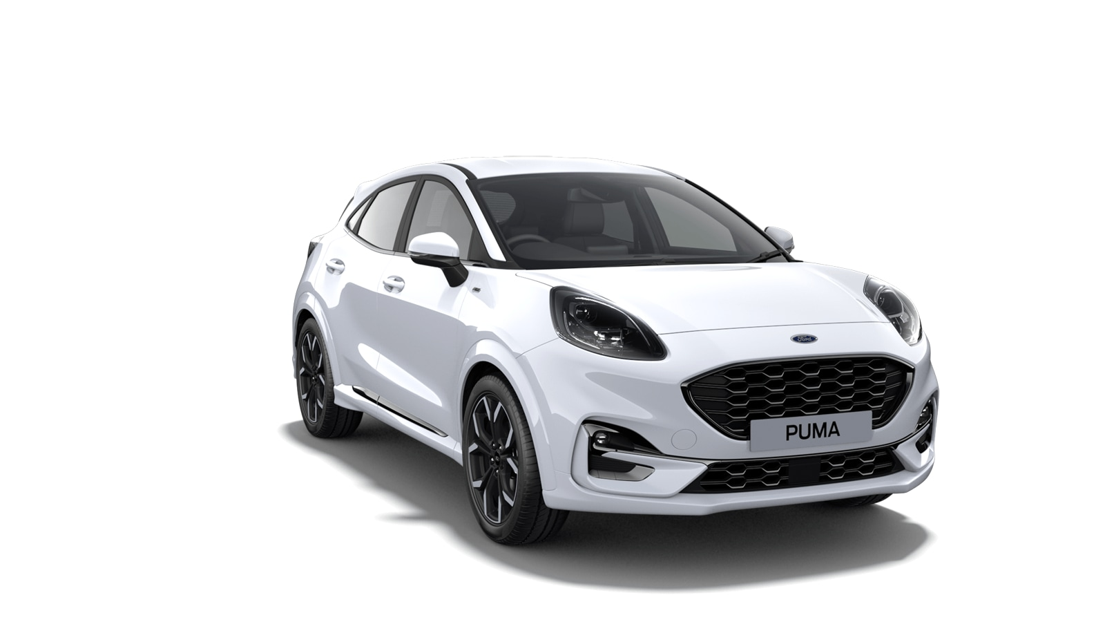 New Ford Puma at Balmoral Garage