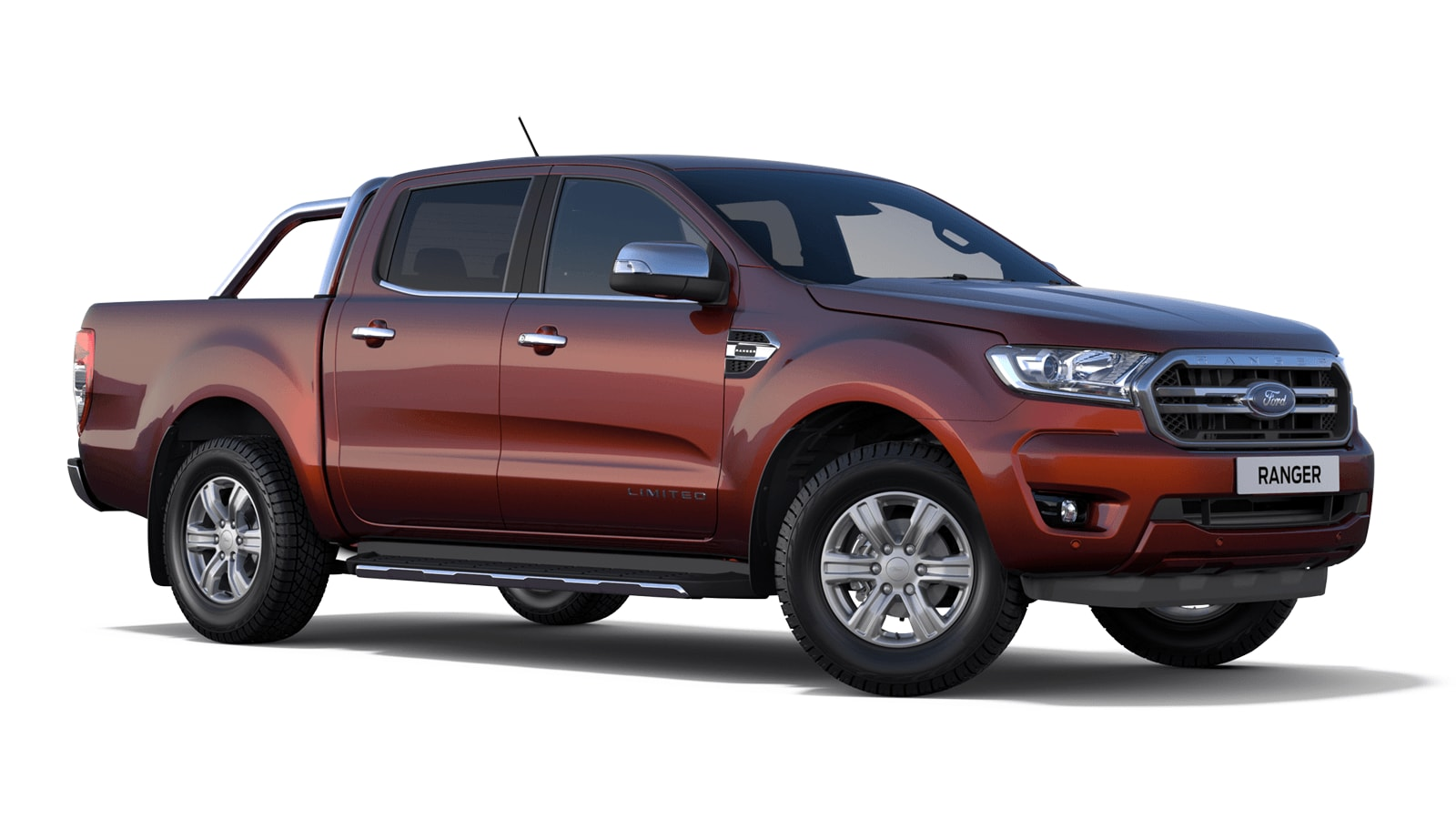 NEW RANGER Limited