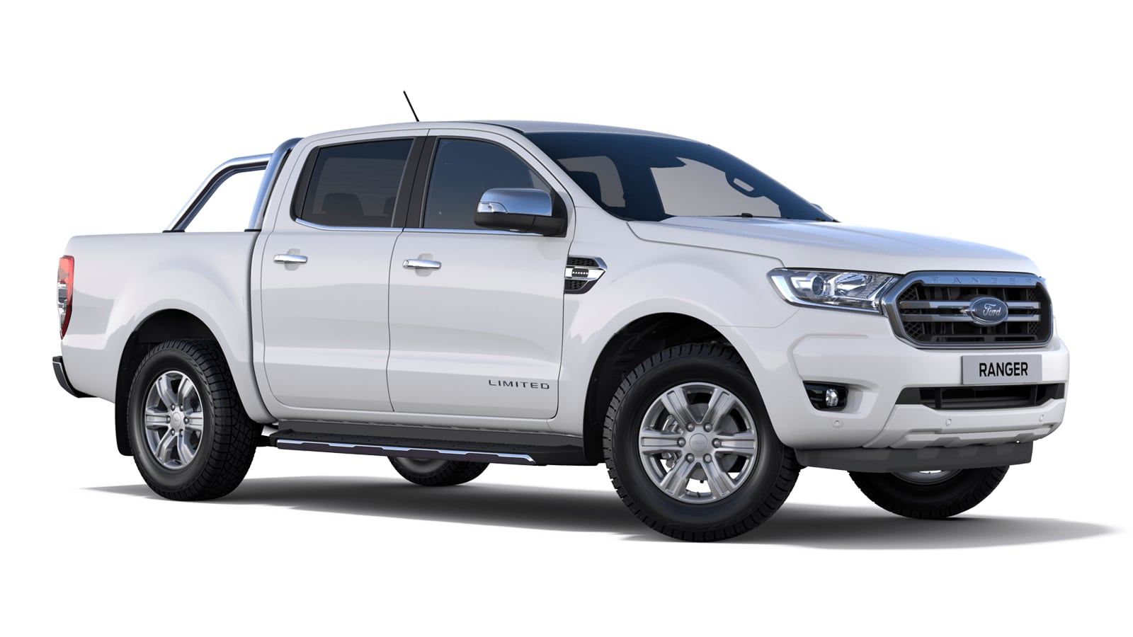 New Ford Ranger at RGR Garages