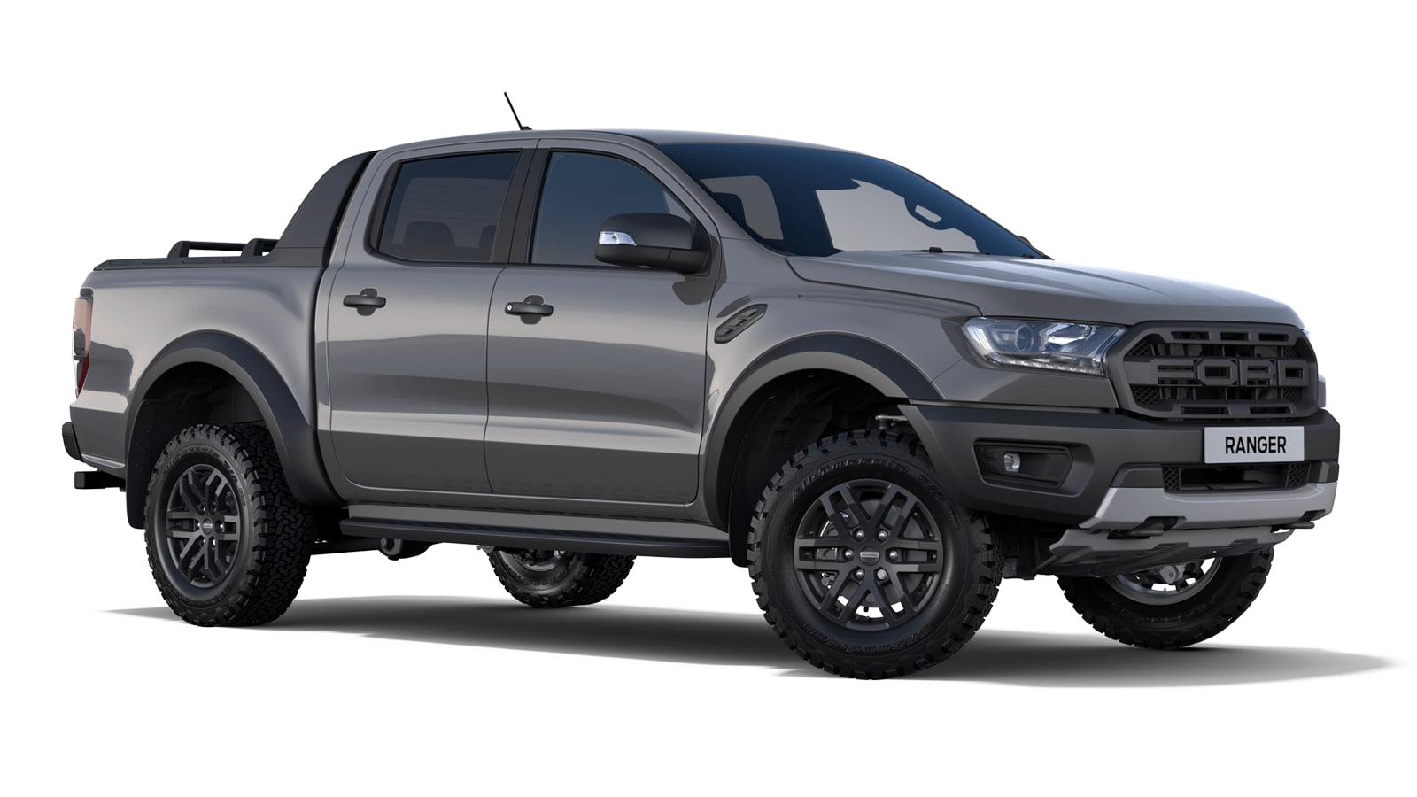 NEW RANGER RAPTOR Raptor Double Cab in Conquer Grey