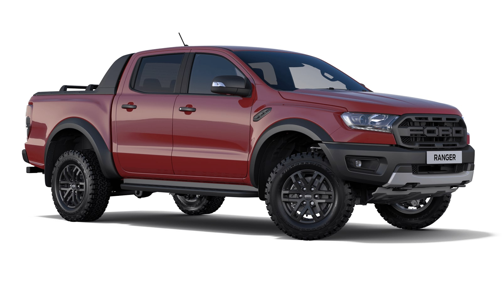 All-New Ford Ranger Raptor Raptor