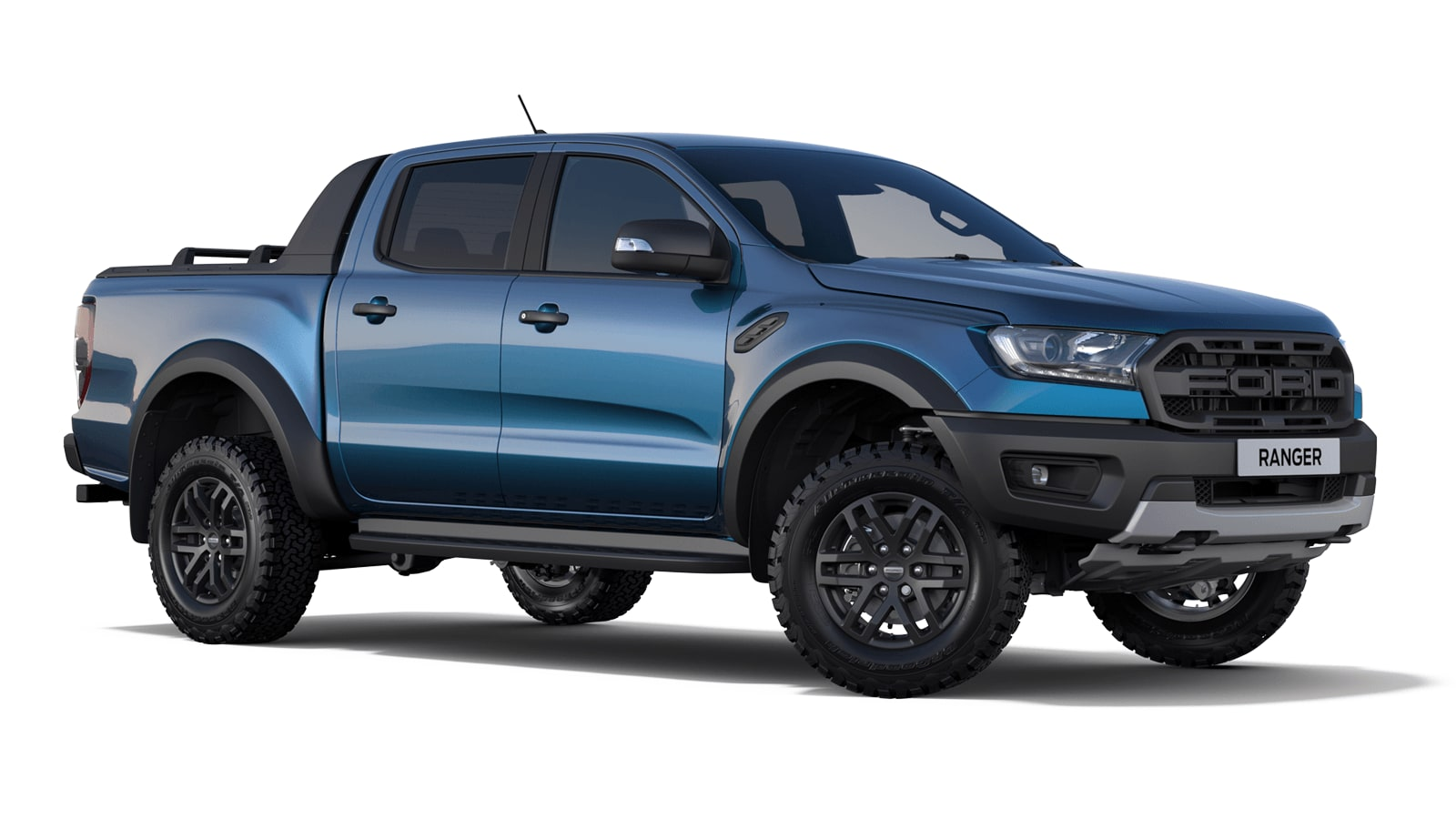 All-New Ford Ranger Raptor at Browne & Day