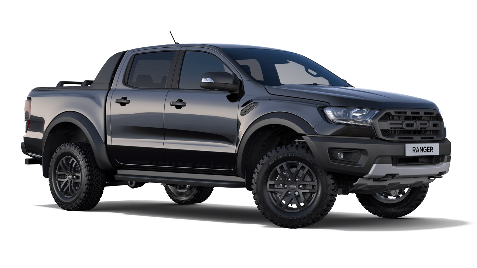 All-New Ford Ranger Raptor at Hawkins Motors