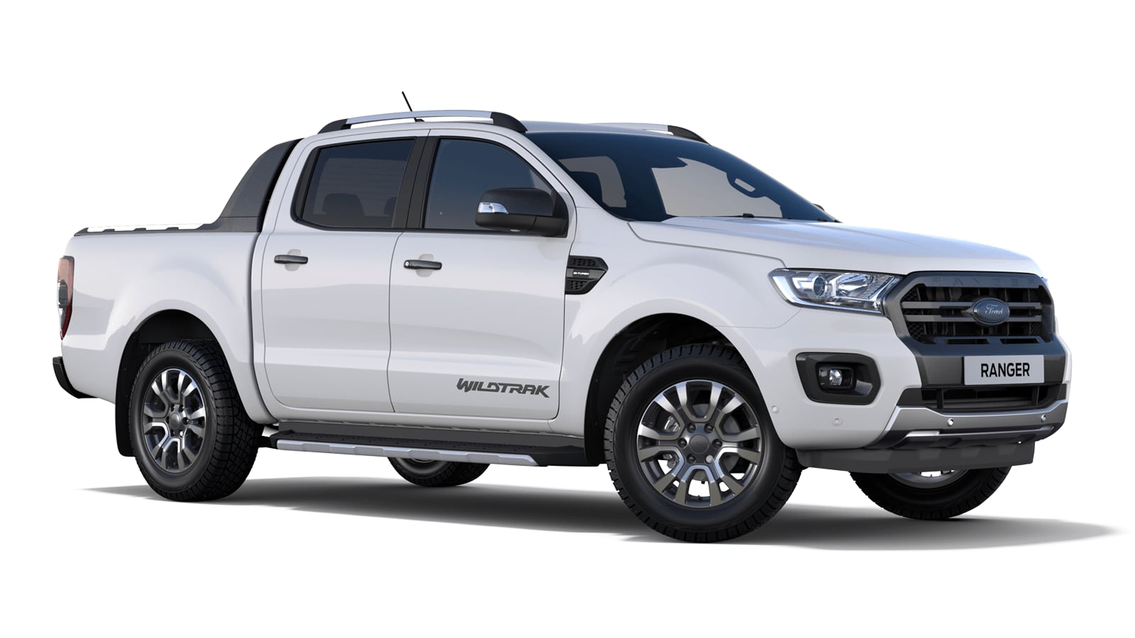 New Ford Ranger at Balmoral Garage