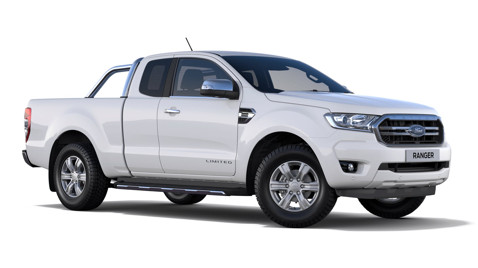 New Ford Ranger Limited