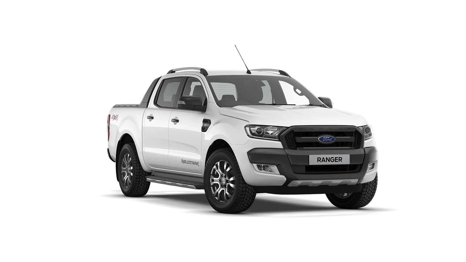 RANGER Wildtrak Double Cab in Frozen White
