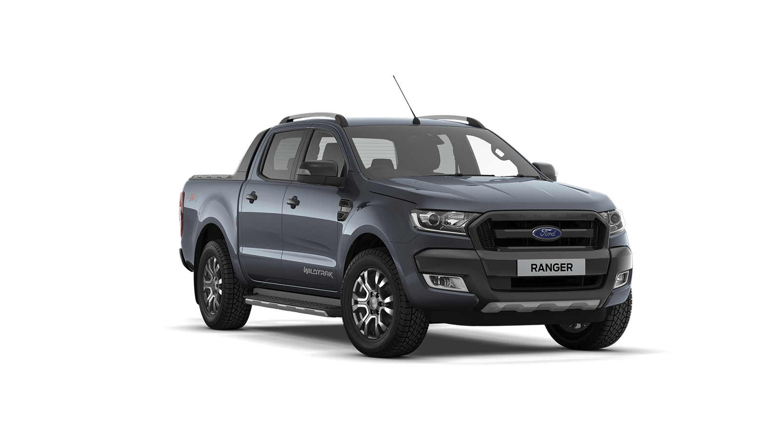 RANGER Wildtrak Double Cab in Sea Grey