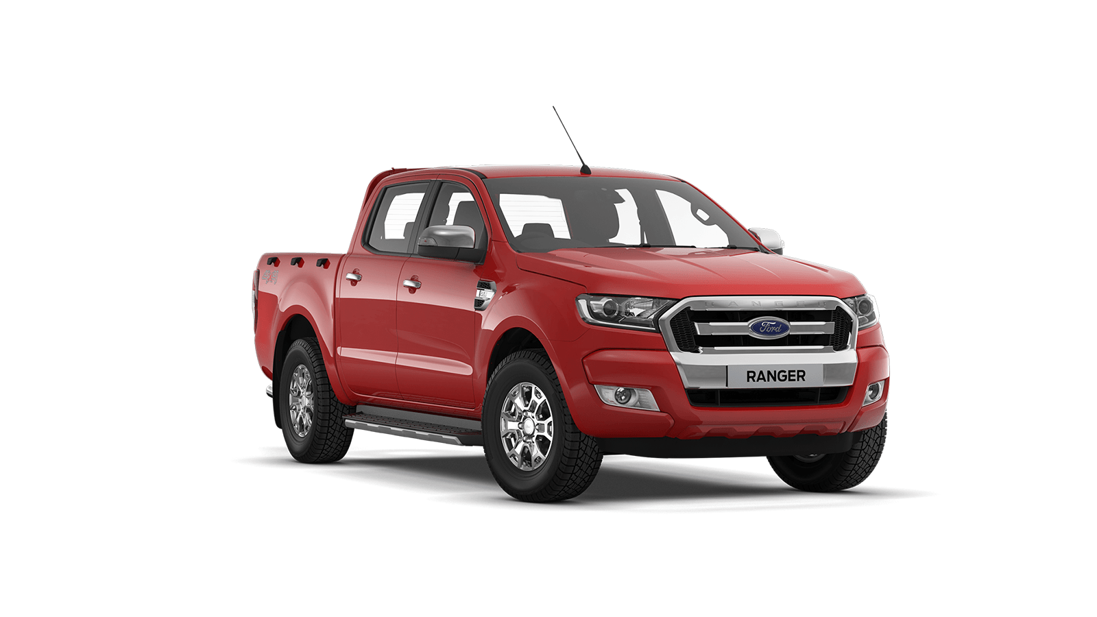 New Ford RANGER at MotorLux