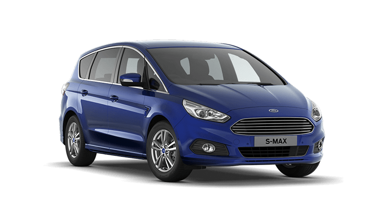 New Ford S-MAX