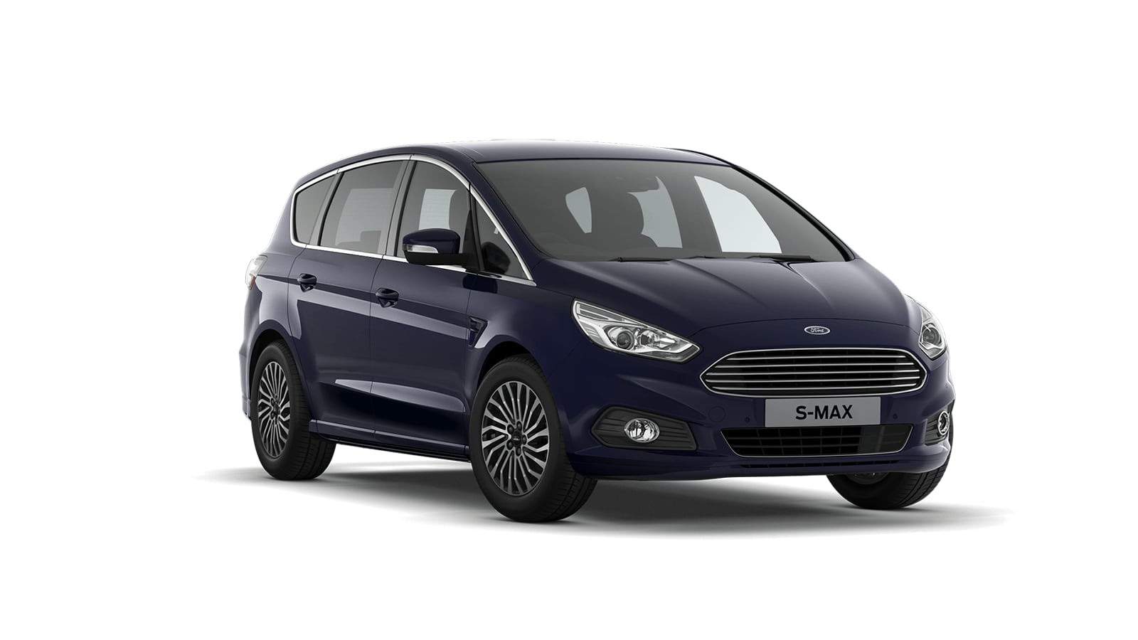 Ford S-MAX at Balmoral Garage