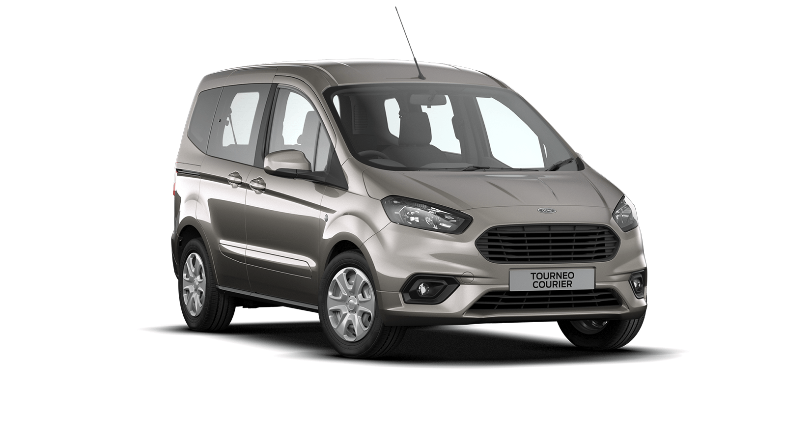 All-New Ford Tourneo Courier at Ludham Garage