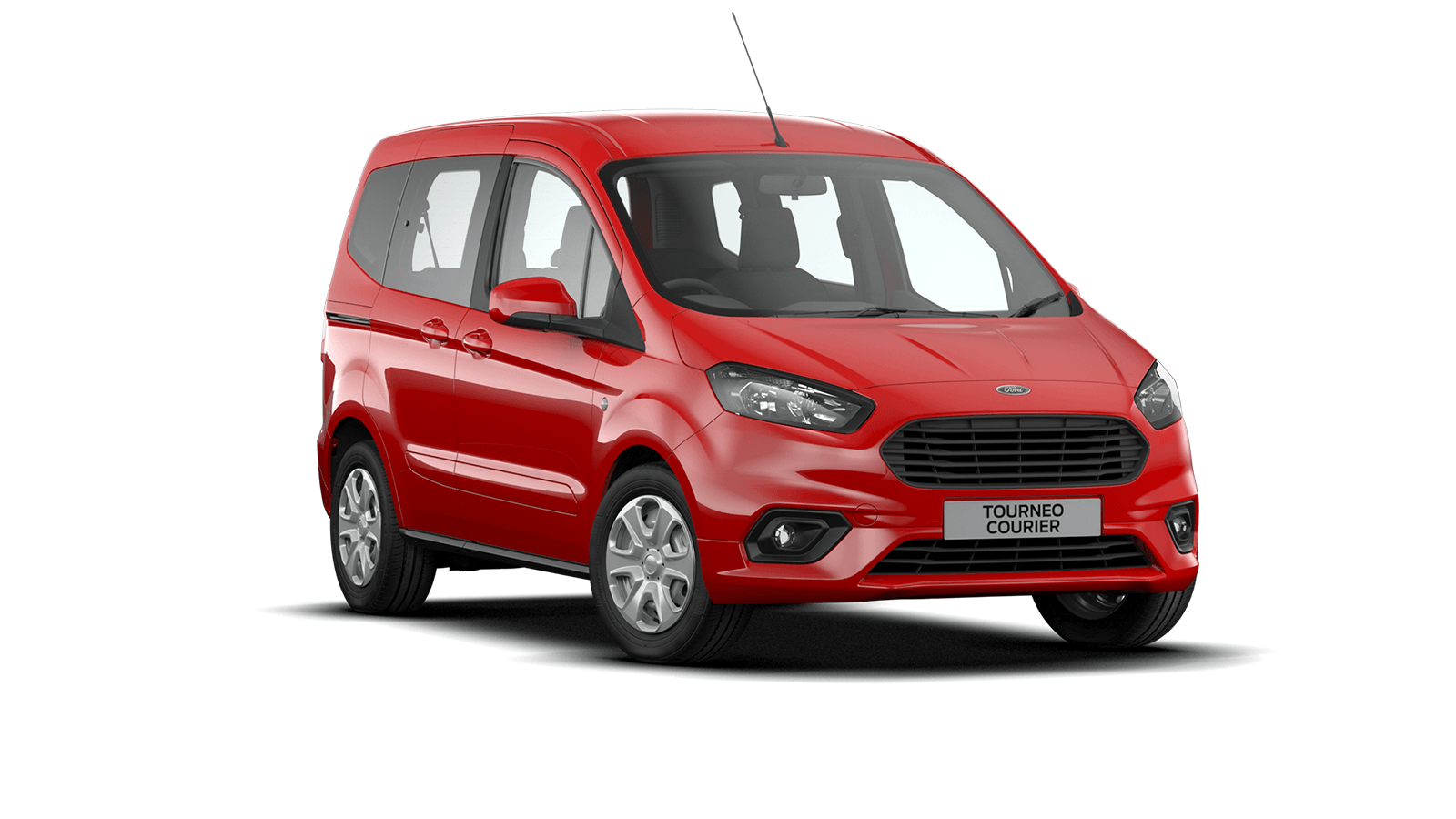 All-New Ford Tourneo Courier