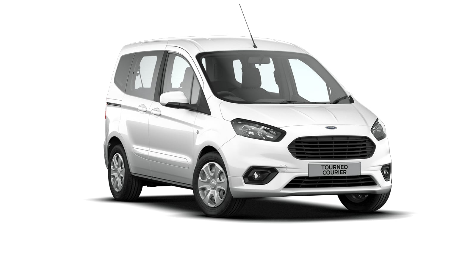 New Ford TOURNEO COURIER at County Garage Ford