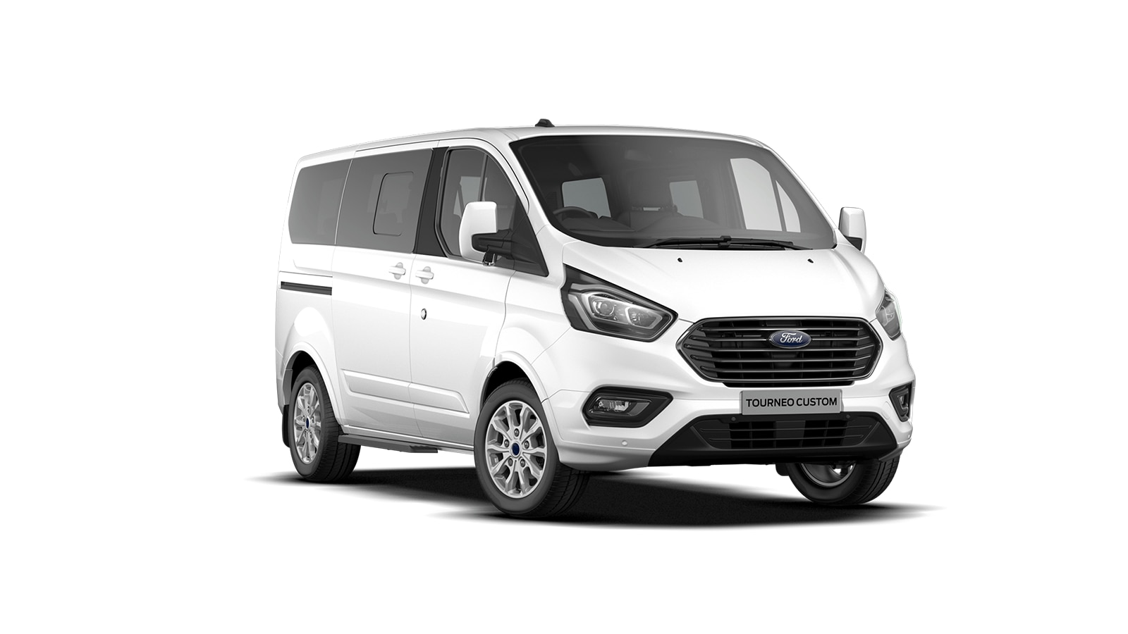 New Ford NEW TOURNEO CUSTOM PLUG-IN HYBRID