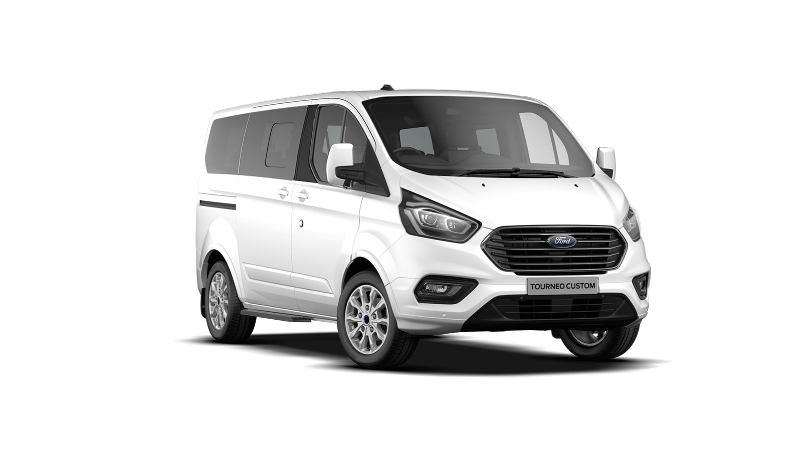New Ford Tourneo Custom Plug-in Hybrid Titanium PHEV