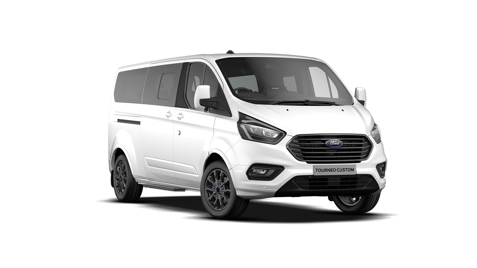 New Ford TOURNEO CUSTOM at Pentre Motors