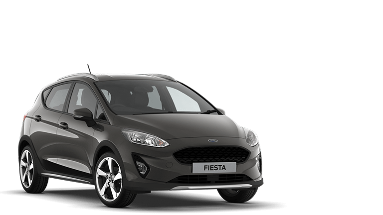 FIESTA Active 1 5 Door in Magnetic