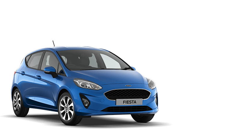 FIESTA Trend 5 Door in Desert Island Blue