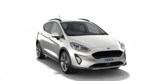 2020.75 NEW FIESTA MHEV Active Edition mHEV
