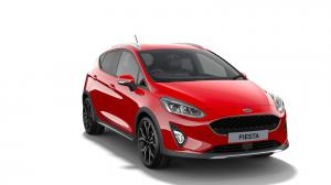 2020.75 NEW FIESTA MHEV Active X Edition mHEV