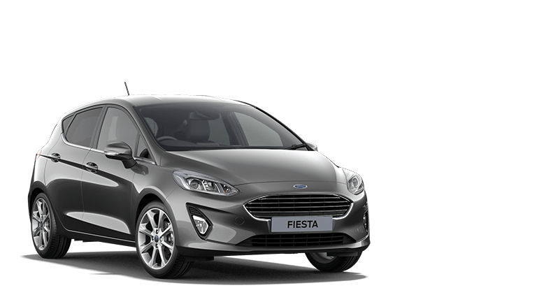 NEW FIESTA MHEV Titanium X mHEV 5 Door in Magnetic