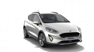 2021.75 NEW FIESTA MHEV Active Edition mHEV