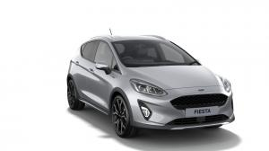 2021.75 NEW FIESTA MHEV Active X Edition mHEV