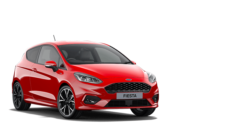 NEW FIESTA MHEV ST-Line X Edition mHEV 3 Door in Race Red