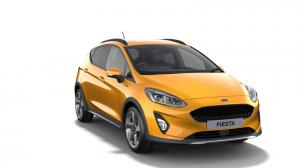 2021 FIESTA Active Edition
