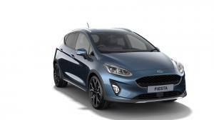 2021 FIESTA Active X Edition