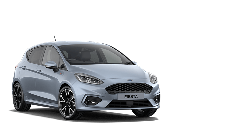 NEW FIESTA MHEV ST-Line X Edition mHEV 5 Door in Freedom Blue