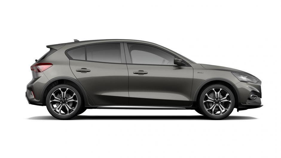 All New Ford Focus Active X Gwyndaf Evans Motors