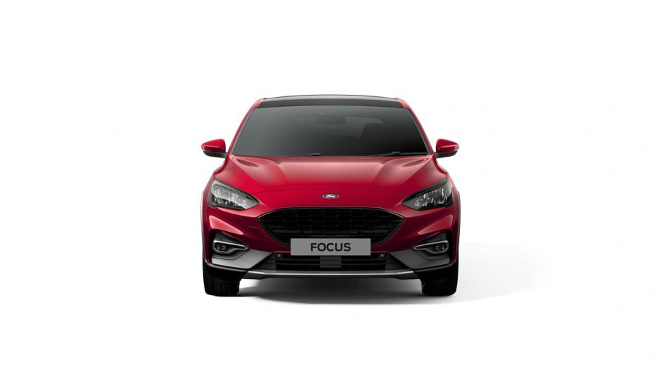 All New Ford Focus Active X Right Car