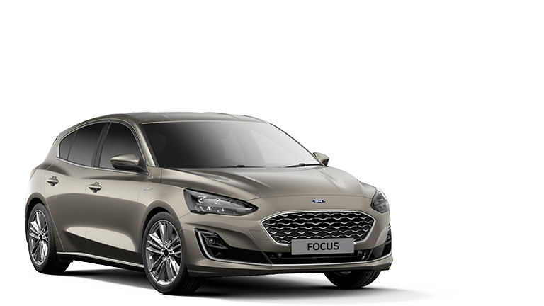 FOCUS Vignale 5 Door in Diffused Silver