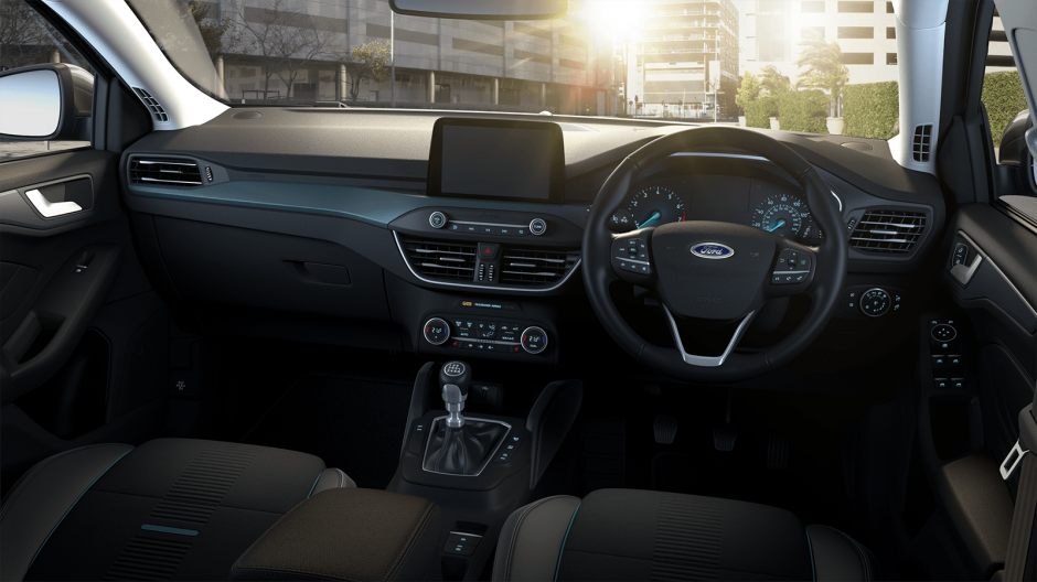 All New Ford Focus Active X Think Ford