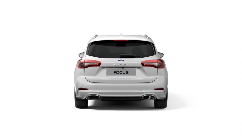 All New Ford Focus Vignale Right Car