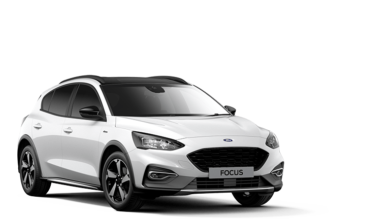 NEW FOCUS Active 5 Door in Frozen White