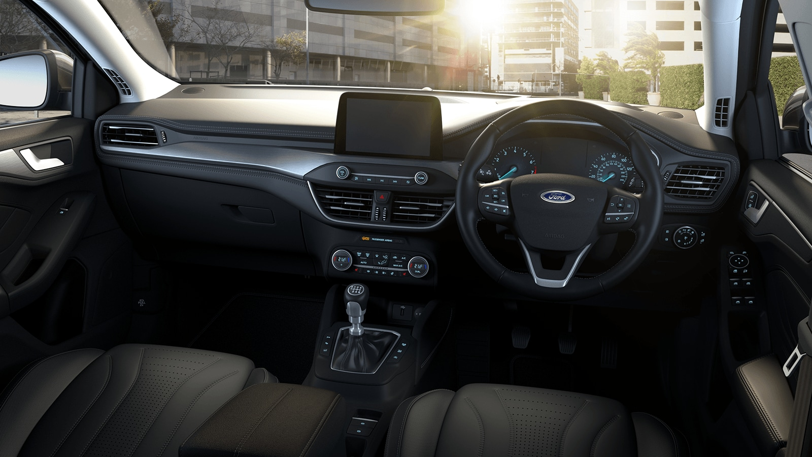 Ford Focus Active X Vignale Trust Ford