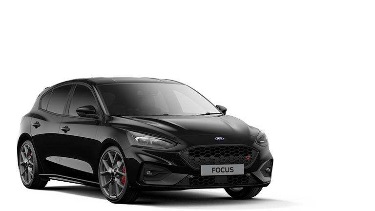 FOCUS ST ST 5 Door in Agate Black