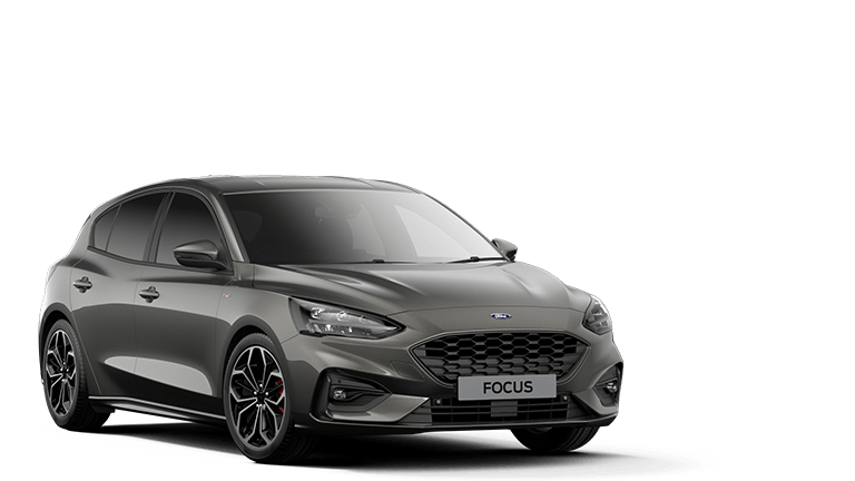 FOCUS ST-Line X Edition 5 Door in Magnetic