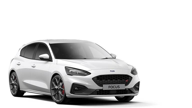 FOCUS ST ST 5 Door in Frozen White