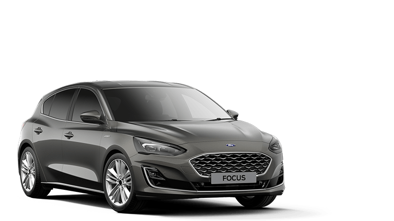 NEW FOCUS MHEV Vignale Edition mHEV 5 Door in Magnetic