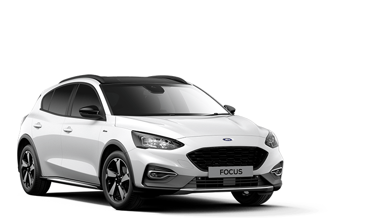 FOCUS Active Edition 5 Door in Frozen White