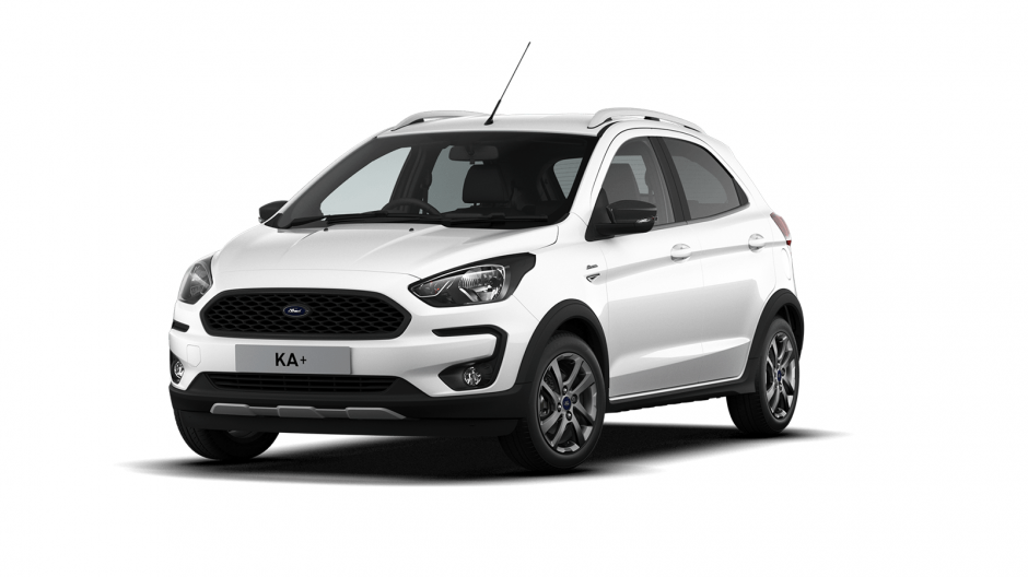Ford ka active plus