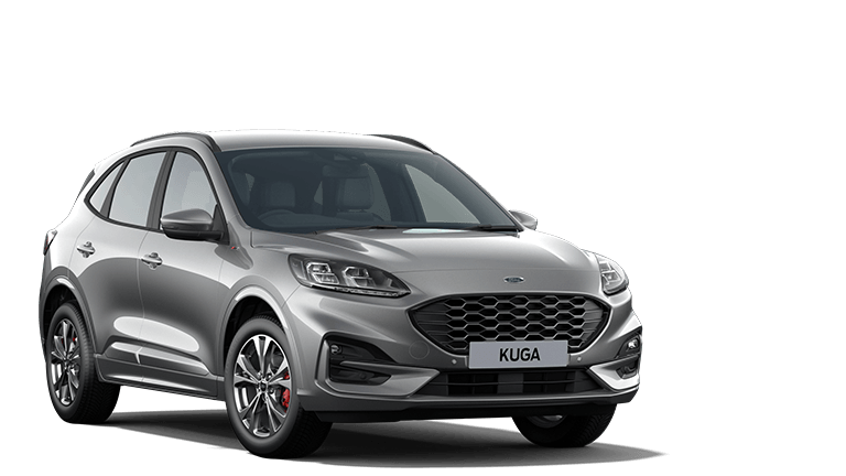 NEW KUGA ST-Line First Edition 5 Door in Solar Silver